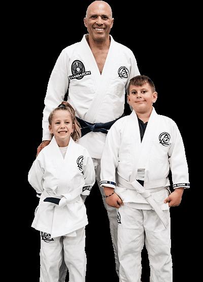 Royce Gracie Jiu-Jitsu Academy OC Laguna Niguel, California